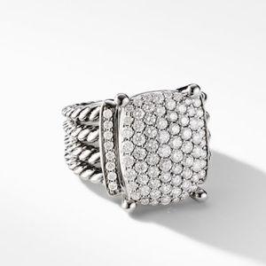 David Yurman Wheaton® Ring Diamonds